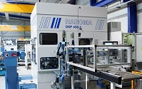 Bild Double- spindle machining centers DSP